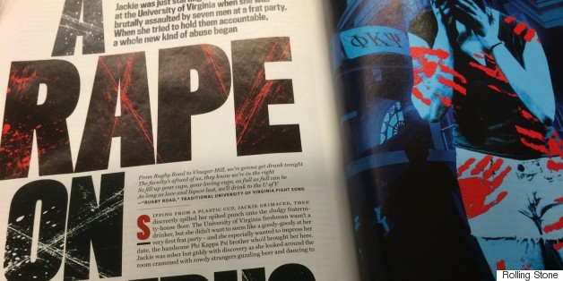 Rolling Stone's UVA Rape Story Was A 'Journalistic Failure' That Could've Been Avoided, Columbia Finds