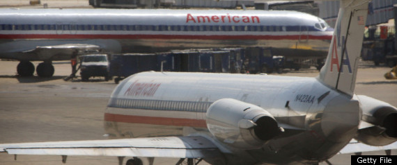 AMERICAN AIRLINES DEATH