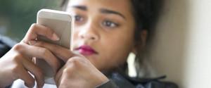 Teen Phone Cyberbullying