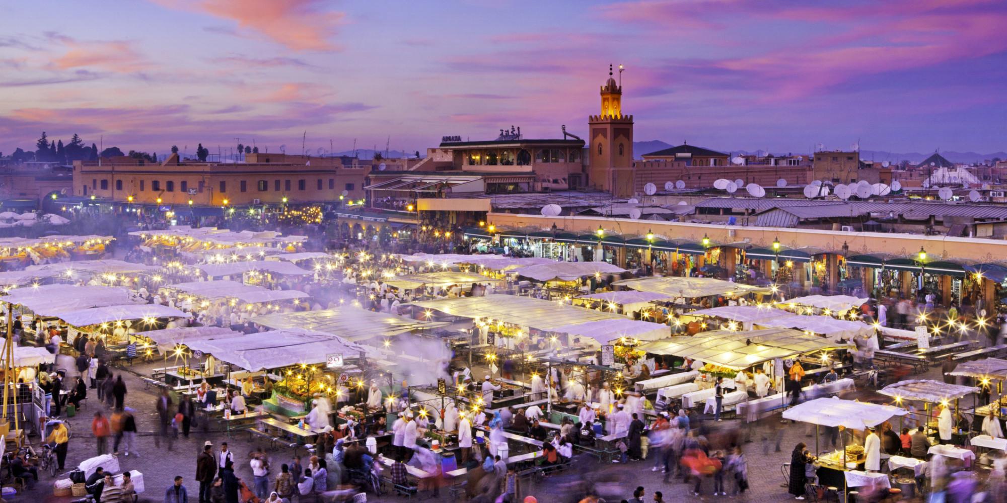Great Weekend Getaways  Fez Morocco  HuffPost UK