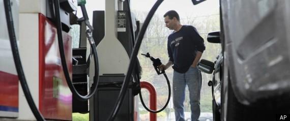 OIL GAS PRICES