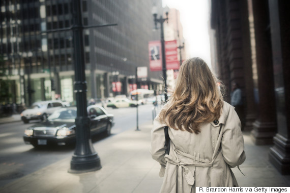 afternoon walk city