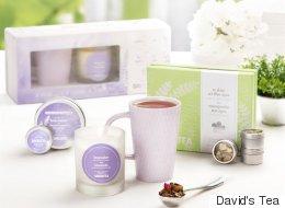 David's Tea se lance dans les produits de beauté