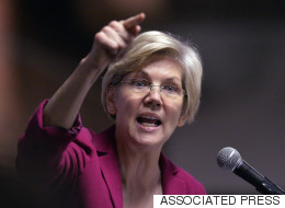 WATCH: Elizabeth Warren Joins The Premiere Of 'The HuffPost Show'
