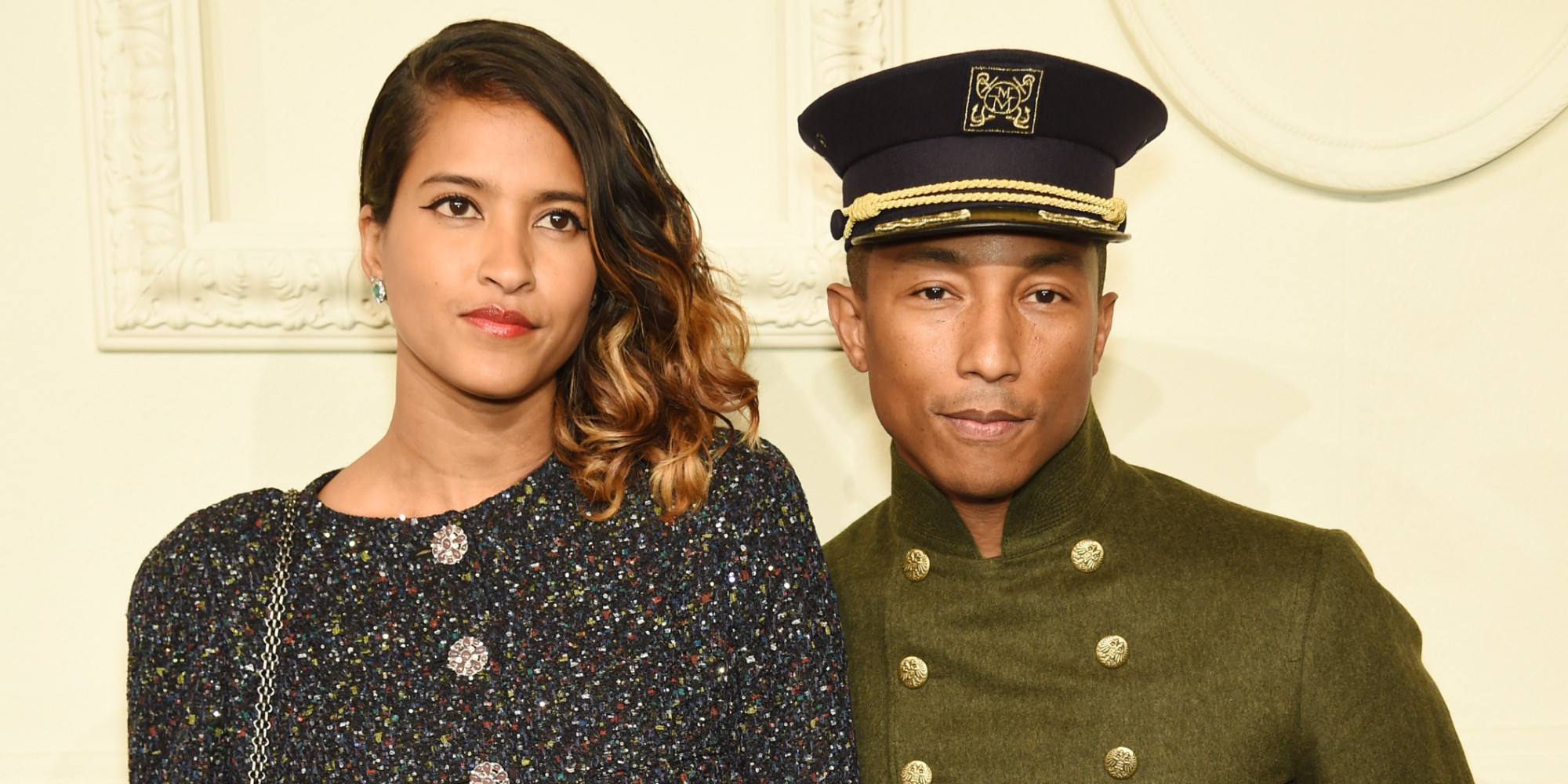 Pharrell Williams And Wife Helen Lasichanh Stun On This Week's Best ...