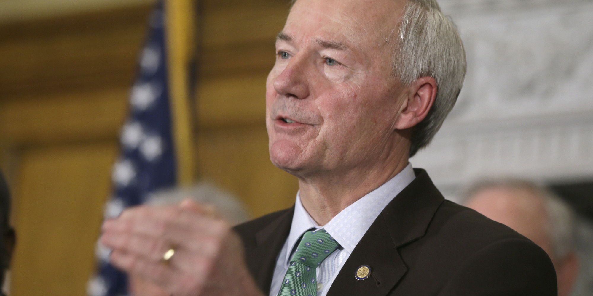Arkansas Governor Asa Hutchinson Signs Amended Religious Freedom Bill Huffpost