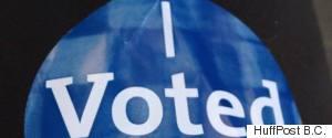 VOTED STICKER VOTING