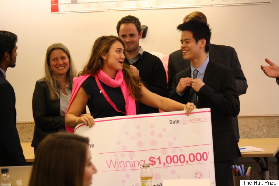 the hult prize 2015 yale 2