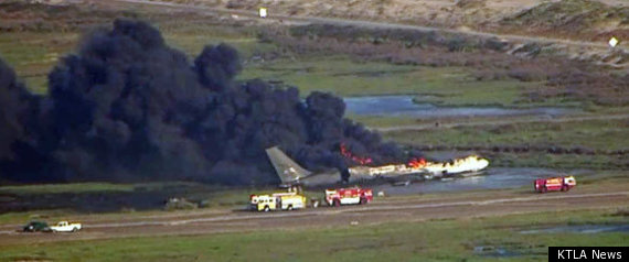 Tanker Jet Crash