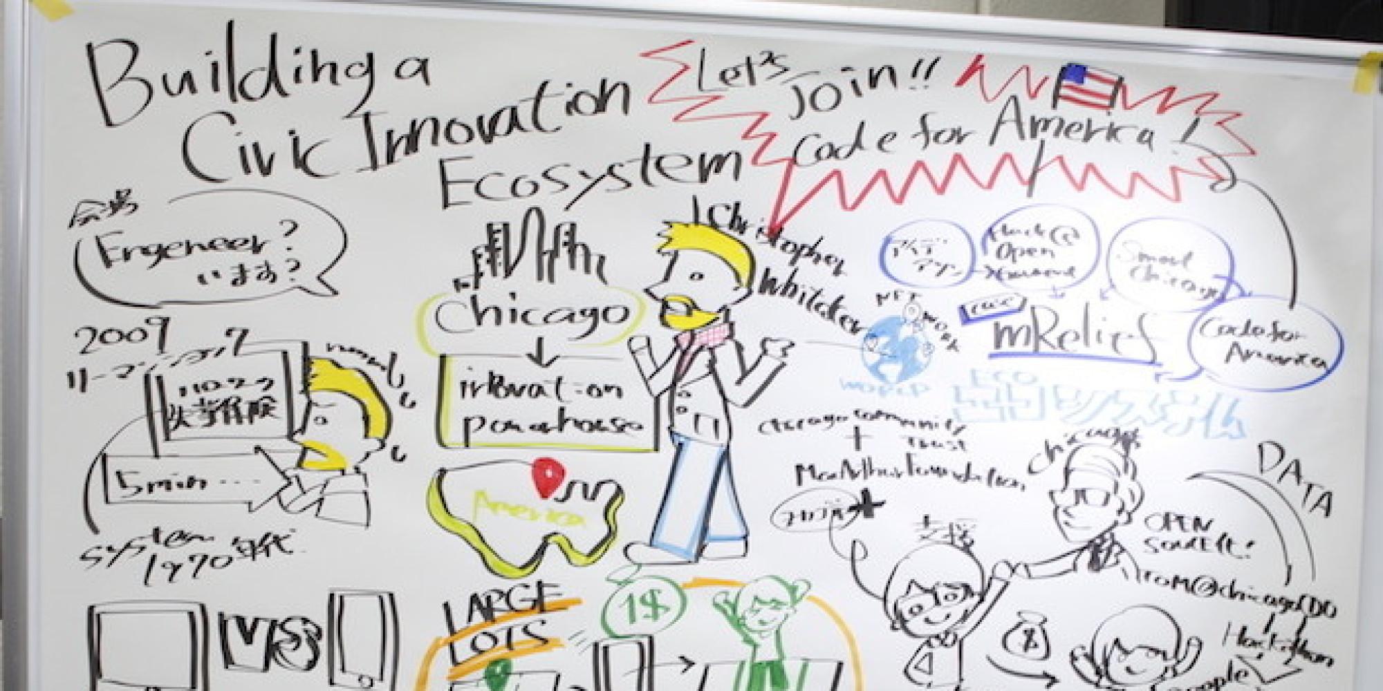 シビックイノベーションはどう起こしたかーーシカゴのシビックテック第一人者が語る