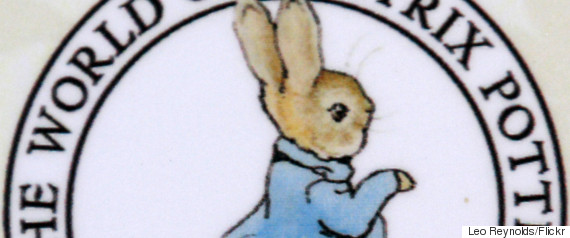 peter rabbit potter
