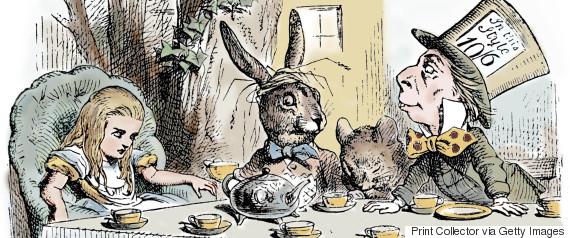 march hare alice