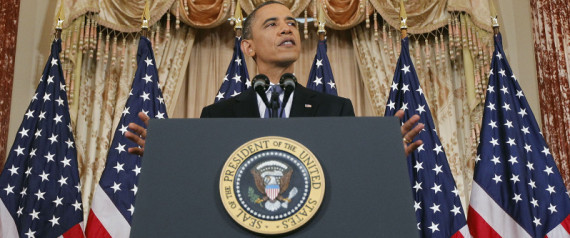 OBAMA MIDDLE EAST SPEECH