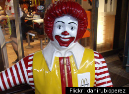 Mcdonalds Ceo Ronald