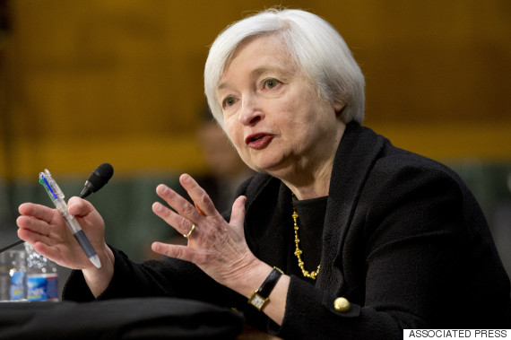 janet yellen nomination