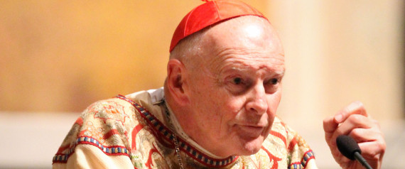 Cardinal Theodore McCarrick Recovering After Fainting At ... Theodore Mccarrick