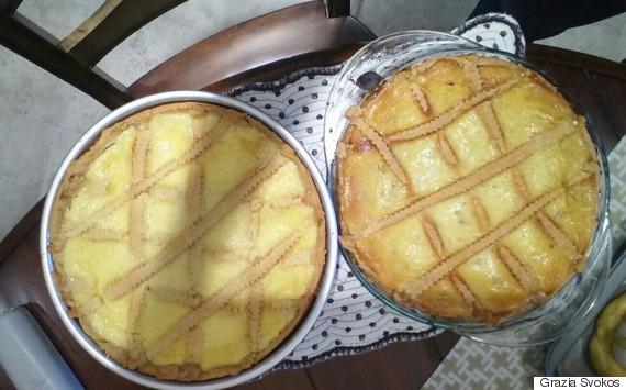 grain pies