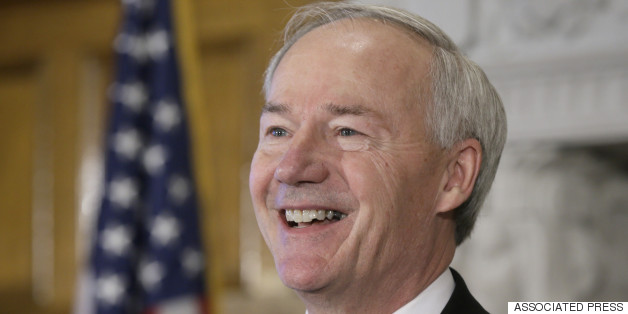 So That Happened: How Arkansas' Governor Threw Indiana's Governor Under The Bus