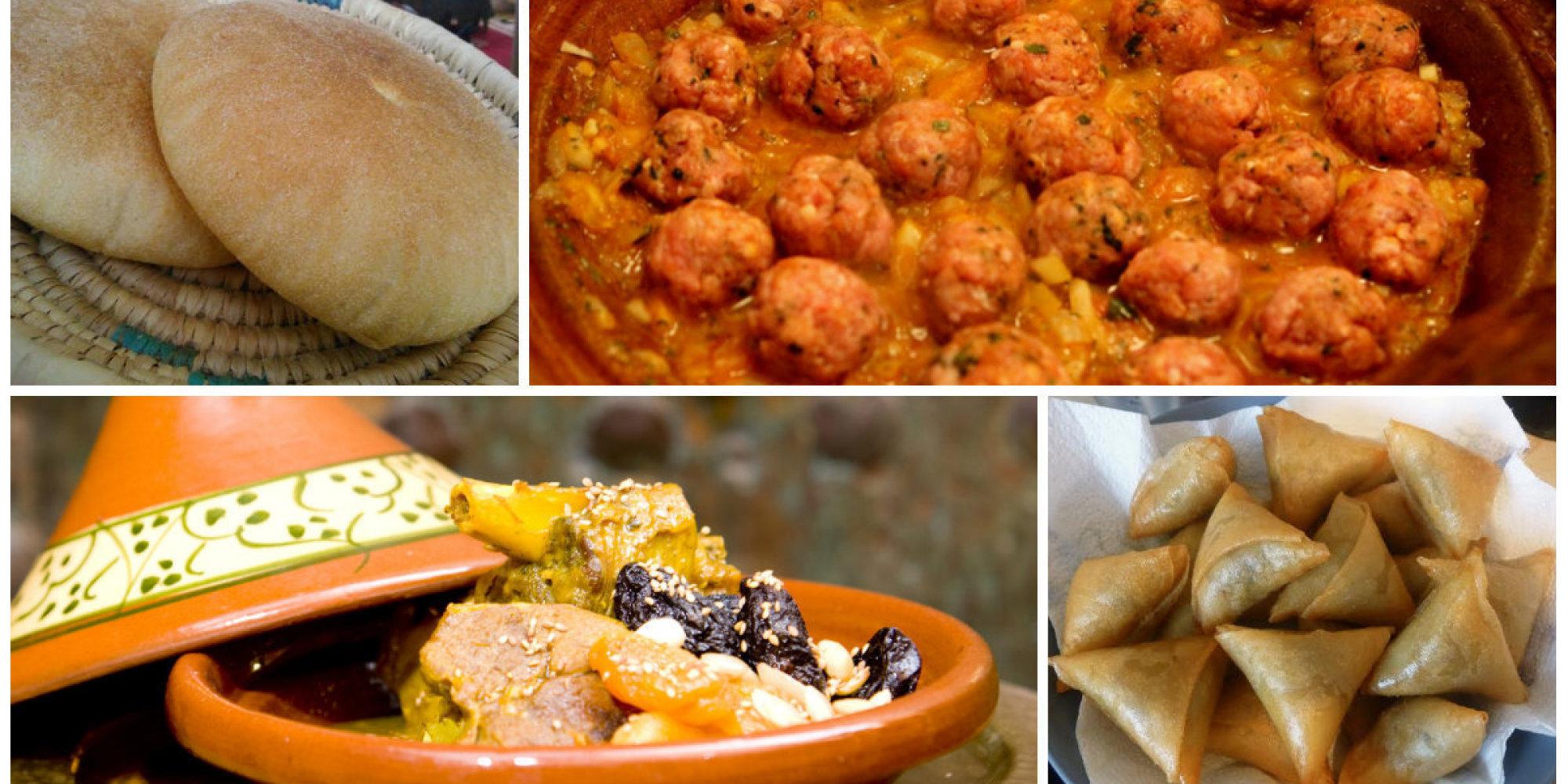 Blog cuisine marocaine / orientale Ma Fleur d'Oranger / Cuisine du monde