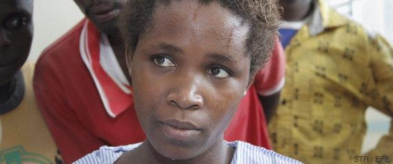 superviviente kenia