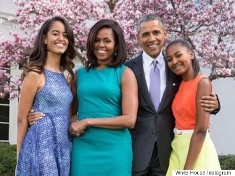 The First Family Is So Fly. Obvi.