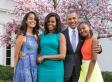 Michelle Obama And First Family Looked Exceptionally Stylish On Easter Sunday. Obvi.