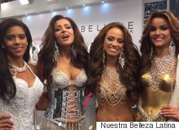 Ellas son las finalistas de 'Nuestra Belleza Latina'