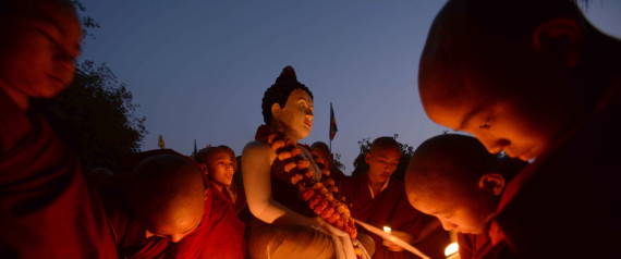 BUDDHA BODHGAYA