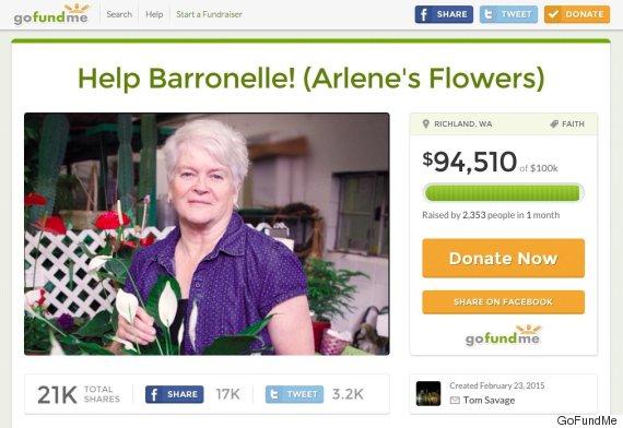 florist gofundme