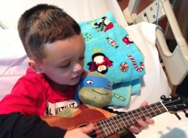 ukulele kids club one