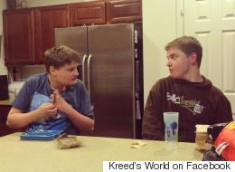 Two Nonverbal Teens With Autism Prove Friendship Has No Boundaries