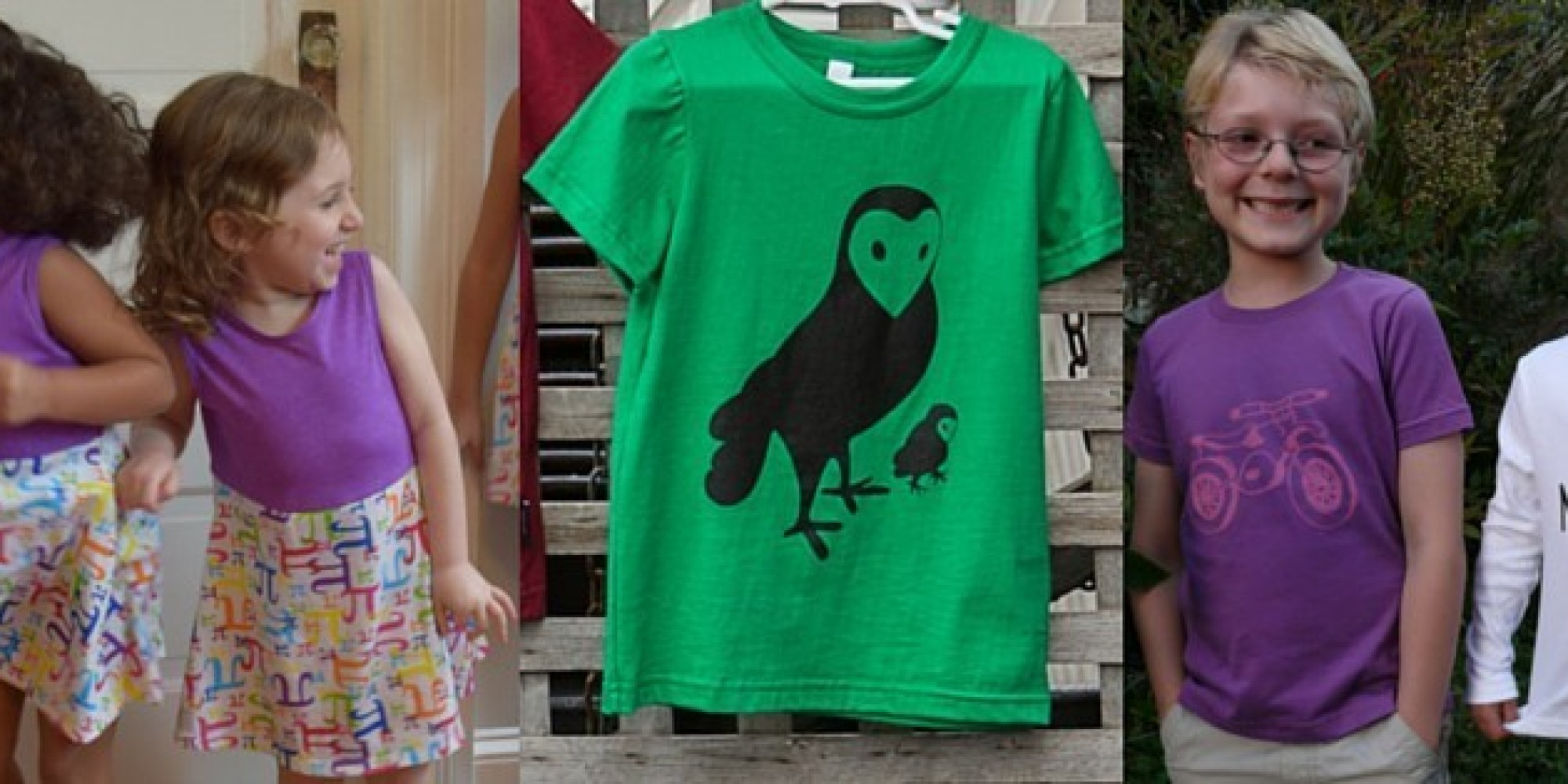 12 Brilliant Kids' Clothing Lines That Say No To Gender ...