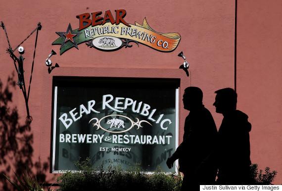 bear republic beer