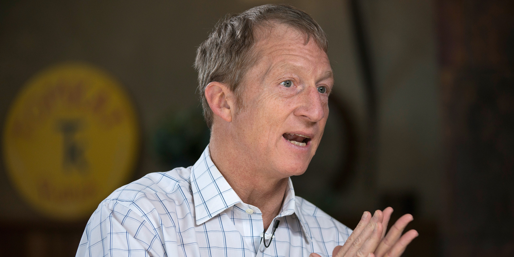 Tom Steyer Launches Ef...