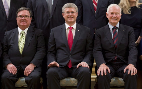 stephen harper jim flaherty