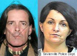 Couple Wanted For Making Man Masturbate At Gunpoint