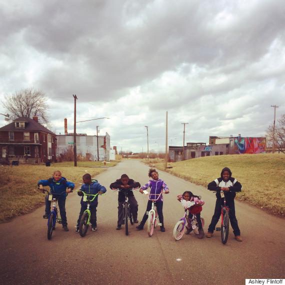 detroit kid bikes