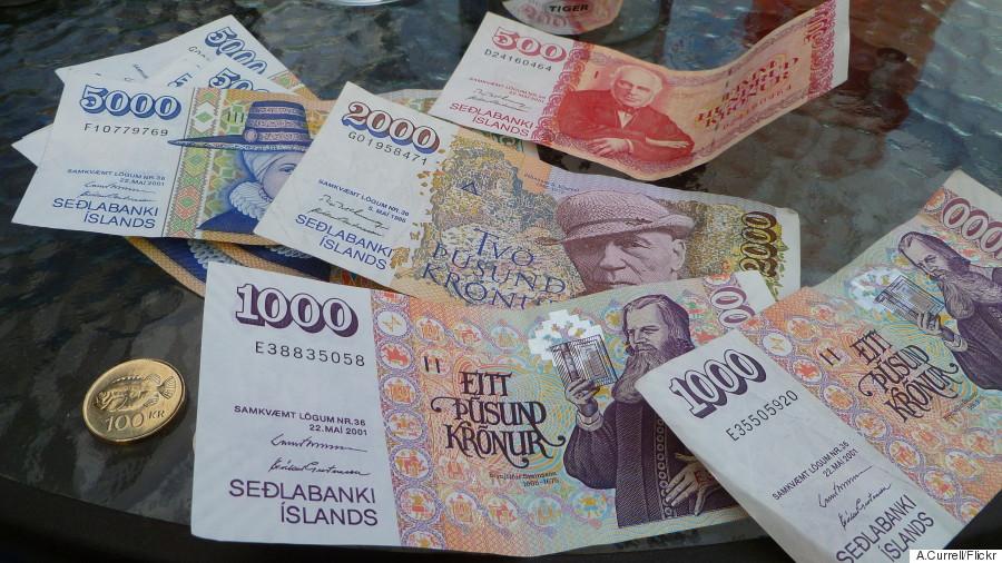Αποτέλεσμα εικόνας για νομισμα κορόνα Ισλανδίας