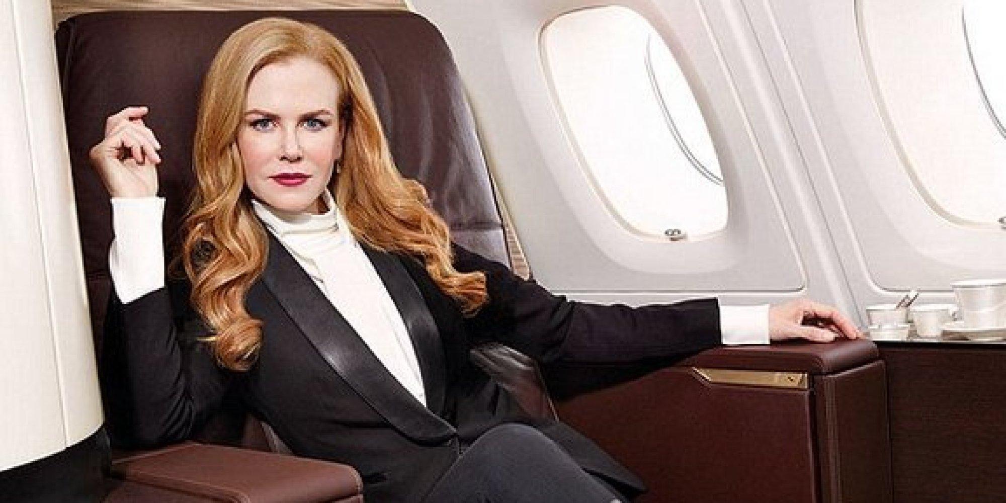 Nicole Kidman Draws Fire Over Her Role With Etihad Airways ...