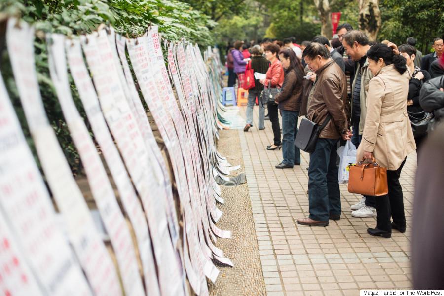 Matchmaking market shanghai