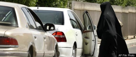 MANAL ALSHERIF SAUDI ARABIA DRIVING BAN