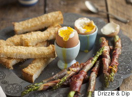 A Step-By-Step Guide To Next-Level Egg And Soldiers