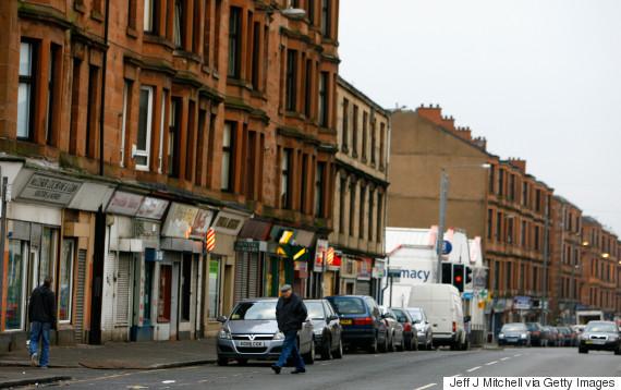 glasgow scotland murder