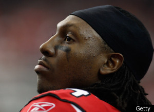 Roddy White Atlanta Journal Constitution