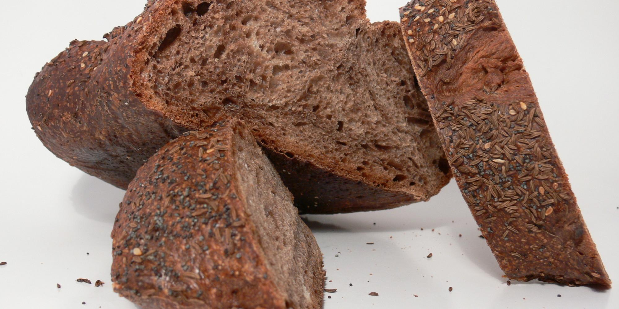 so  pumpernickel bread was named after a farting devil