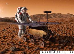Five Freaky Facts About Living On Mars