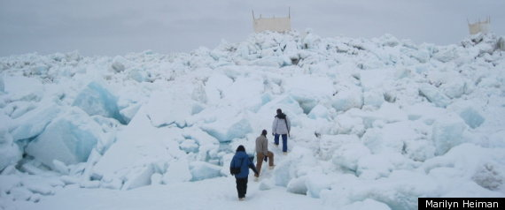 CHUKCHI ALASKA DRILLING