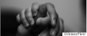 BLACK HAND HOLD
