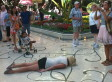 Global Planking Day Is 'Uncool' For Major American Planker Randi Sether