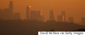 AIR POLLUTION LOS ANGELES